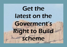 Get the latest on the Government's new Right to Build scheme